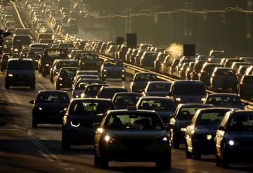 Traffico a Sofia - Anastei6a/Shutterstock