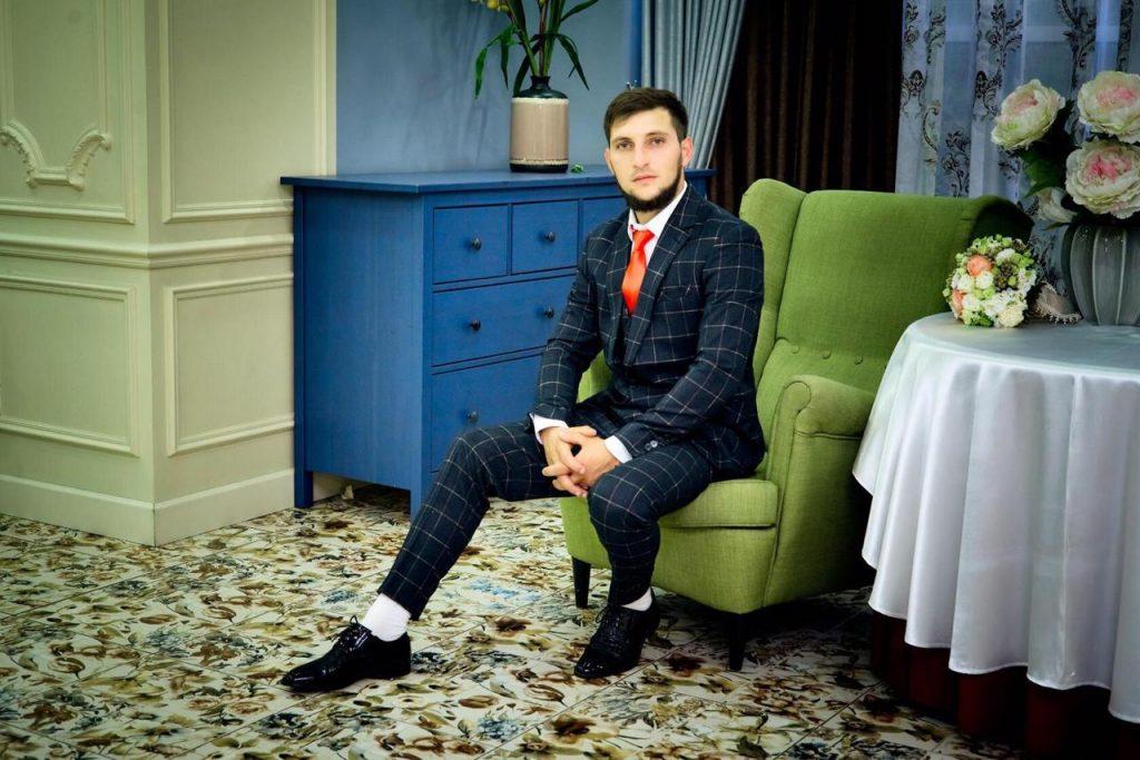 La foto del profilo su VKontakte di Aytakhadzhi Khalimov