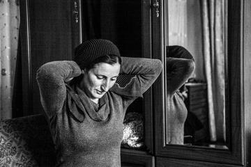 Donna cecena, foto di Gianluca Pardelli