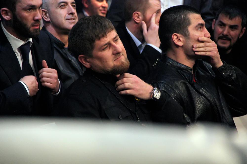 Ramzan Kadyrov (977_ReX_977/Shutterstock)