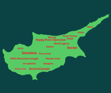 Cyprus: words matter