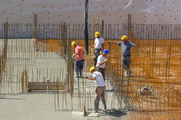 Spalato, lavoratori (foto di LidiaLydia/Shutterstock)
