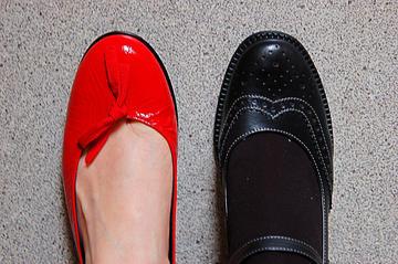 Red and black (foto di Marcella Bona)