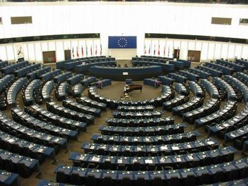 European Parliament Strasbourg (wikipedia)