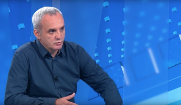 Hrvoje Zovko, screenshot from an interview with N1