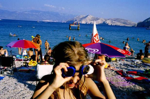 Sulla costa in Croazia, Daniele Dainelli