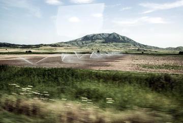 Croazia, campi irrigati - foto di © Matteo Tacconi.jpg