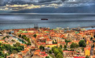 Rijeka/Fiume (foto ©  Leonid Andronov/Shutterstock)