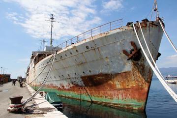 Galeb ormeggiata a Fiume - Rijeka2020.jpg