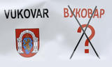 Cyrillic divides Serbs and Croats in Vukovar