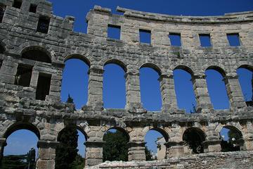 Anfiteatro di Pola, Croazia