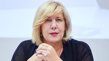 La Commissaria ai Diritti umani del Consiglio d'Europa Dunja Mijatović © Council of Europe