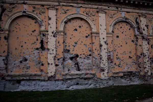 Vukovar, rovine, foto di Christian Penocchio