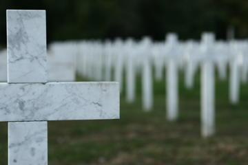 Il cimitero di Vukovar (Foto Andrea Oskari Rossini)