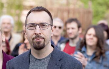 Tomislav Tomašević (foto Zagreb je naš)