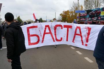 Minsk, proteste contro Lukashenko © PVLGT/Shutterstock