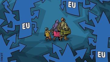 Enrico Bertuccioli/Cartoon Movement
