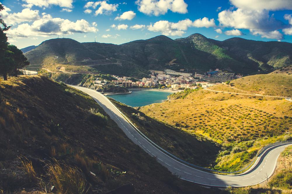 Uno scorcio di Port Bou, Francia (Maria Sedova/Shutterstock)