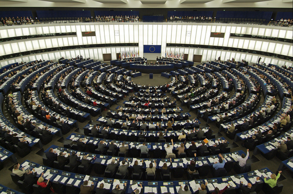 Not a priority for MEPs on the right / Europe / Areas / Homepage