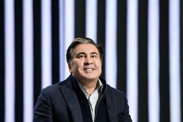 Mikheil Saakashvili © paparazzza/Shutterstock
