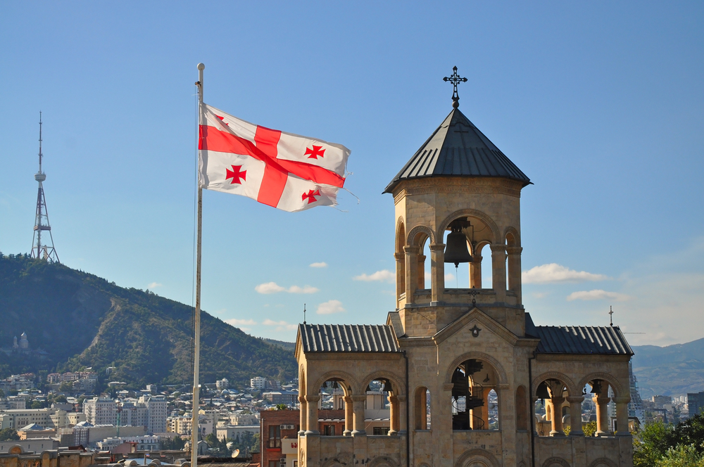 Cattedrale della Santa Trinità a Tbilisi © Govorov Evgeny/Shutterstock