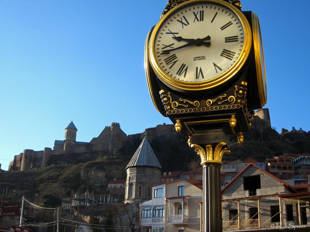 Tbilisi (Foto neiljs, Flickr)