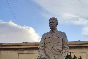 Statua di Stalin (foto G. Verga)