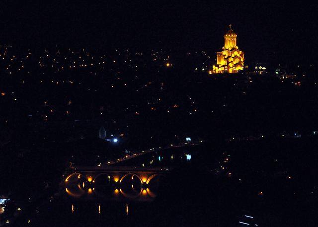 Tbilisi (Foto William Carraway, Flickr)