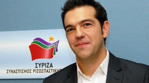 Alexis Tsipras leader di Syriza
