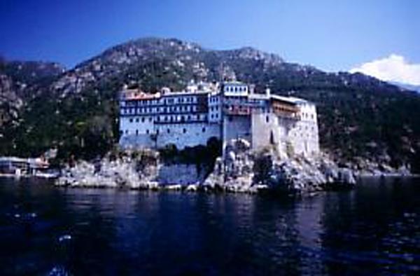 Il Monastero di Grigoriou