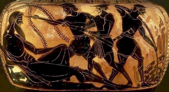Ulisse e Polifemo