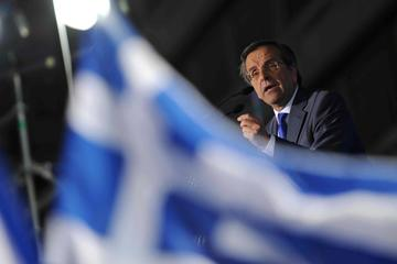 Antonis Samaras leader di Nuova Democrazia