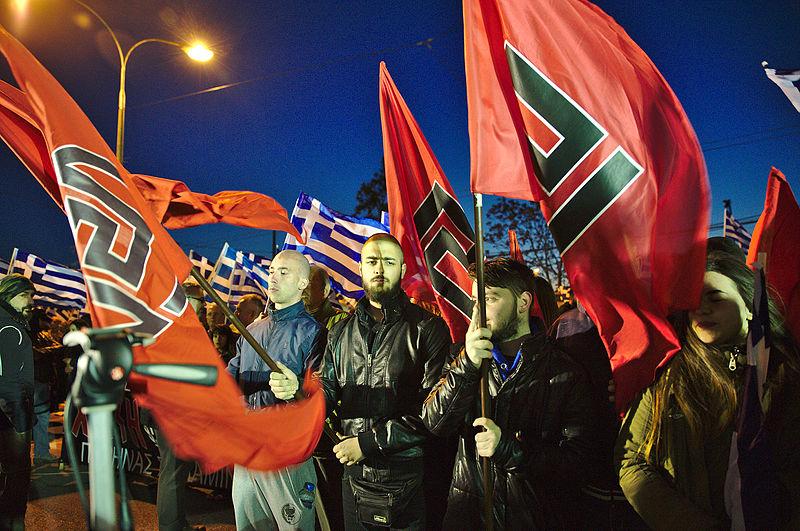 Golden Dawn's demonstration