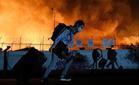 Dalla petizione Fire Moria Camp: Call for urgent evacuation and radical change