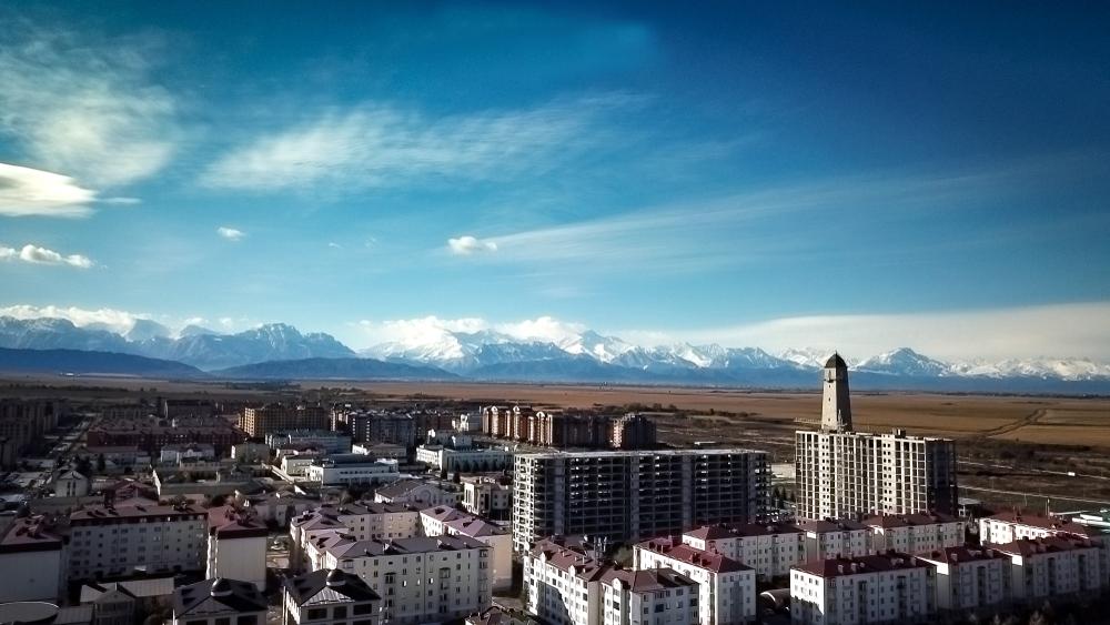 Magas, capitale dell'Inguscezia (Tangiev Rustam/Shutterstock)