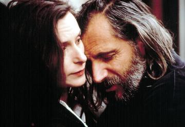 """Una scena del film di Milcho Manchevski """"Before the rain"""" (1994)"""