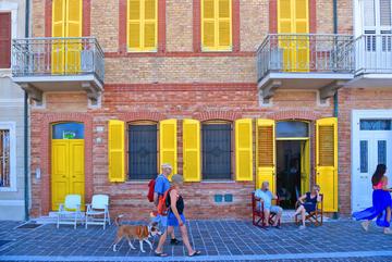 Porto Recanati in periodo estivo (© poludziber/Shutterstock)