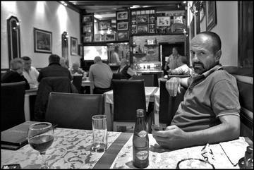 Luca Rastello, Sarajevo 14 giugno 2014 - foto © Mario Boccia.jpg