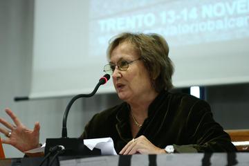 """Melita Richter al convegno di OBCT """"Il lungo '89"""" (foto OBCT)"""