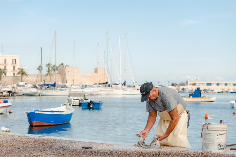 Lungomare di Bari (Andrii_K/Shutterstock)