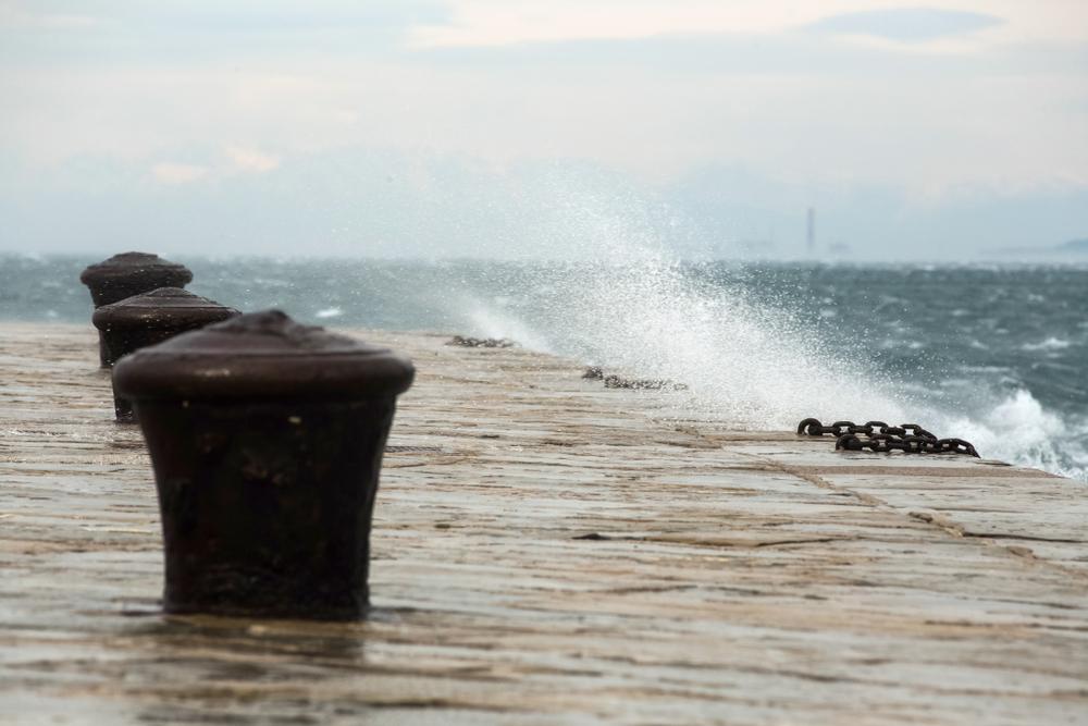 Molo Audace, Trieste( foto © TTL media/Shutterstock)