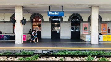 Stazione di Rimini (pio3/Shutterstock)