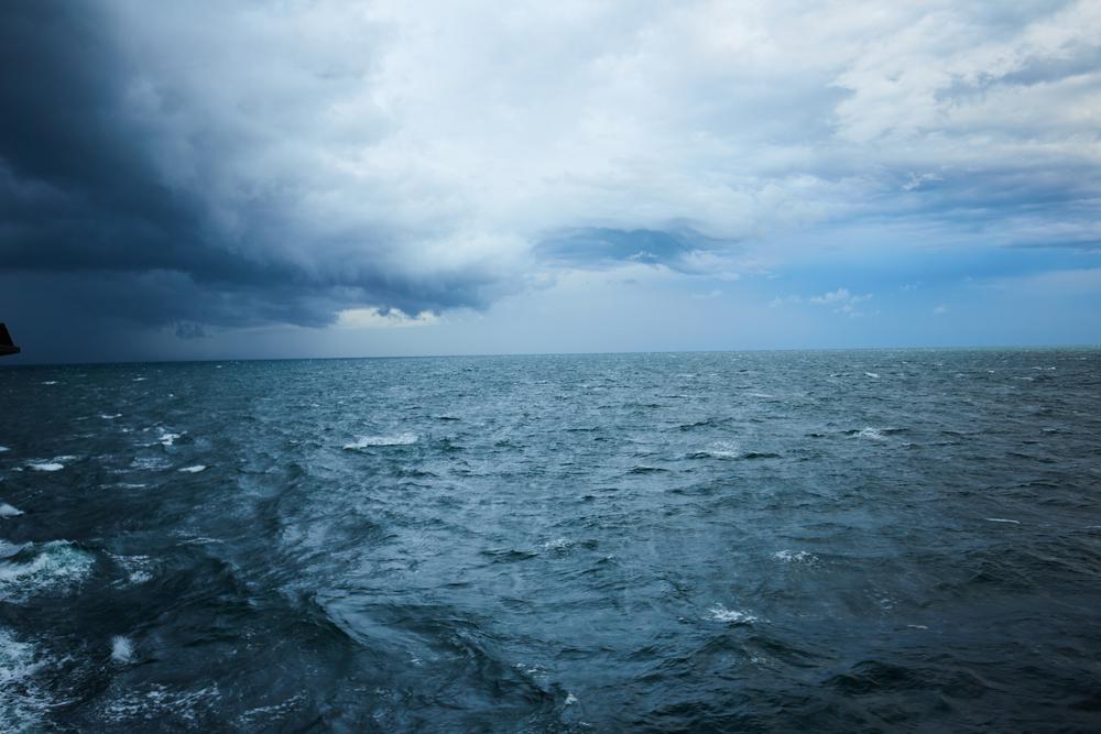 Nubi sull'Adriatico - © AlexanderBee/Shutterstock