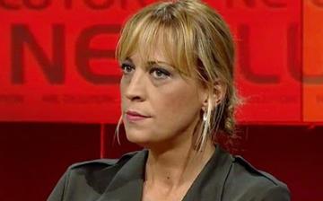 Ceyda Karan, editorialista di Cumhuriyet - foto Articolo 21.jpg