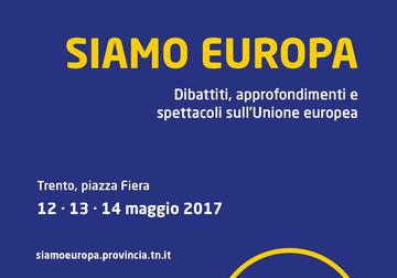 Siamo Europa, Trento 12-14 maggio 2017.jpg