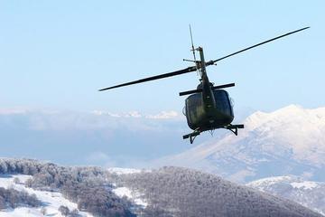Kosovo, elicottero Nato