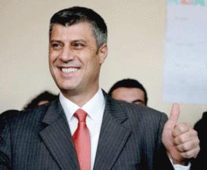 Hashim Thaci, leader del PDK