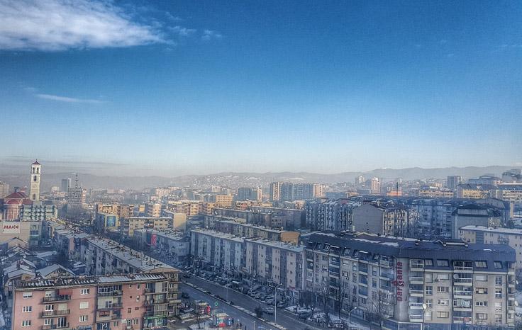 Pristina, capitale del Kosovo - (Vegim Zhitija/flickr)