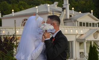 A marriage in Prizren, Kosovo, June 2019 (Shutterstock/MrDavle)