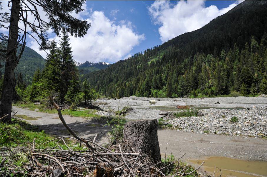 La valle di Zalli i Rupës - © Atdhe Mulla / K2.0